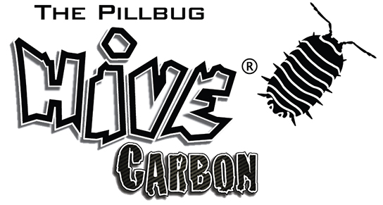 Pillbug Carbon Logo
