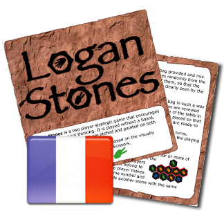 Gen42 Games - Logan Stones Rules - French